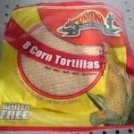 corn tortilla's