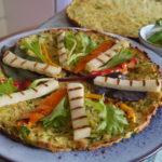 groentepizza glutenvrij