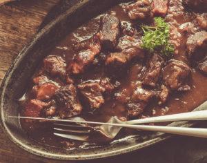 Glutenvirj stoofvlees met oosterse twist