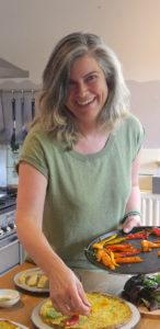 Ingrid Kooijman kookt